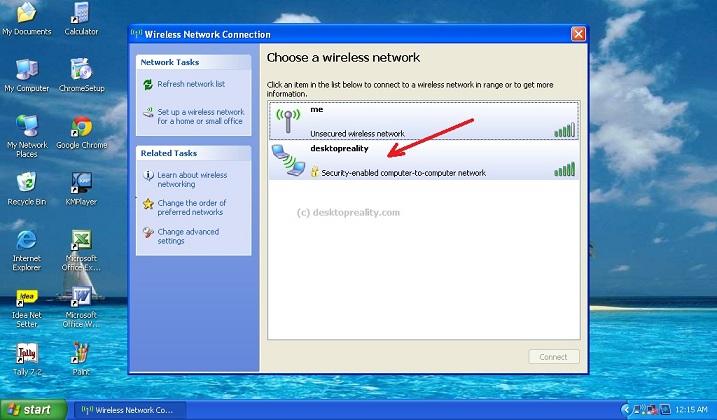 hotspot  for windows xp free