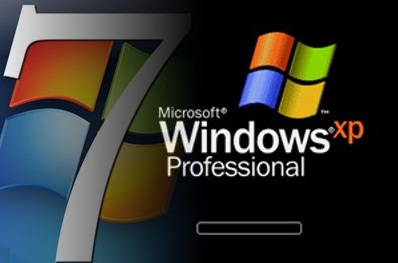 installing XP after windows 7